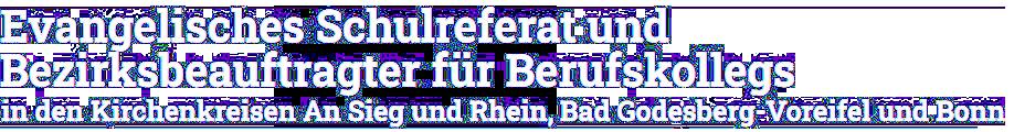 Schulreferat Bonn